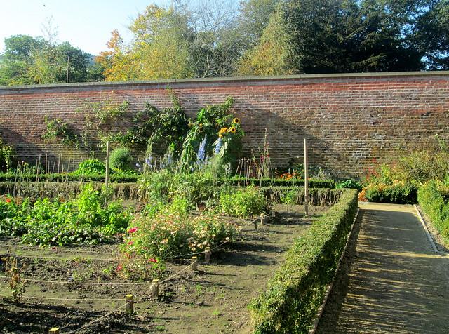Abbotsford Walled Garden,Sir Walter Scott 6