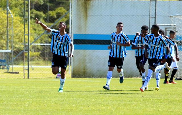Copa Sul Sub-19 - Grêmio x Figueirense