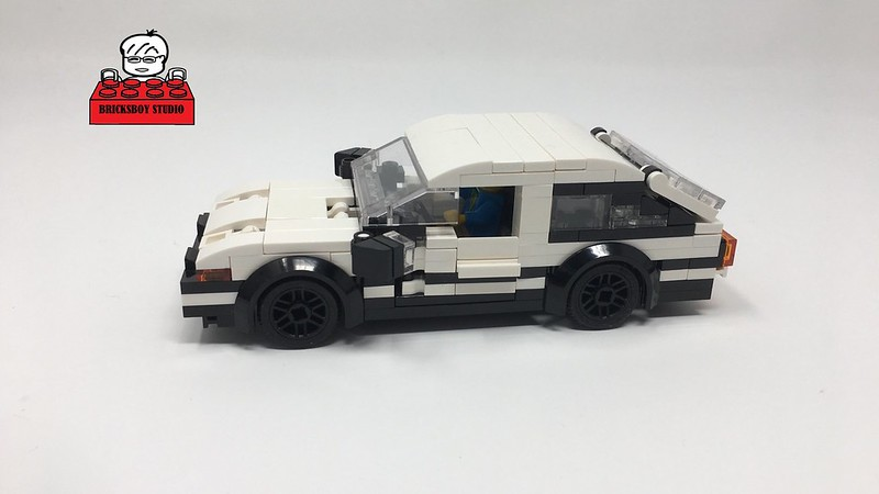 [MOC] Toyota AE86 Coupe in Initial D