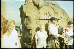 Found Film - A sunny day in Scotland...