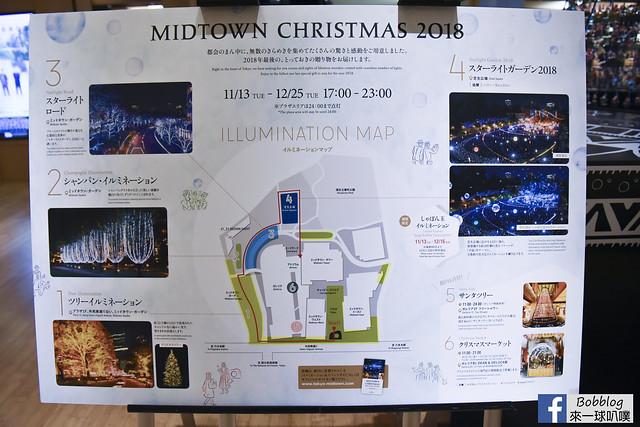 東京中城聖誕點燈 2018-TOKYO MIDTOWN CHRISTMAS 2018-46