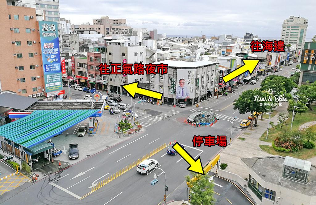 台東住宿 背包 旅人驛站 鐵花村42