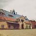 Schloss Blücherhof, Nebengebäude, 1992