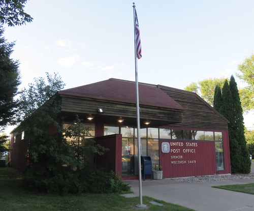 Post Office 54479 (Spencer, Wisconsin)