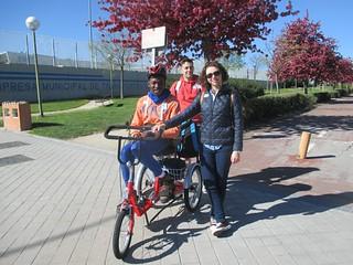 Ciclismo 1 abril