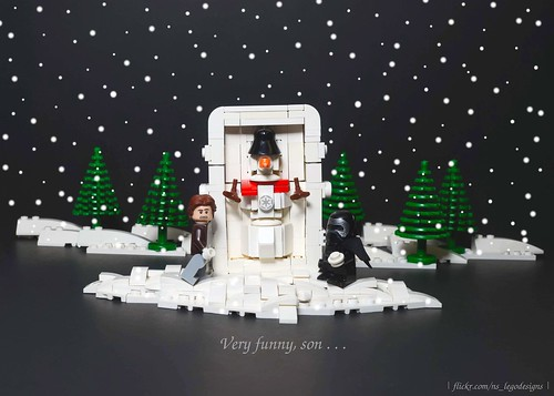Very Funny, Son. . . | by NS Brick Designs