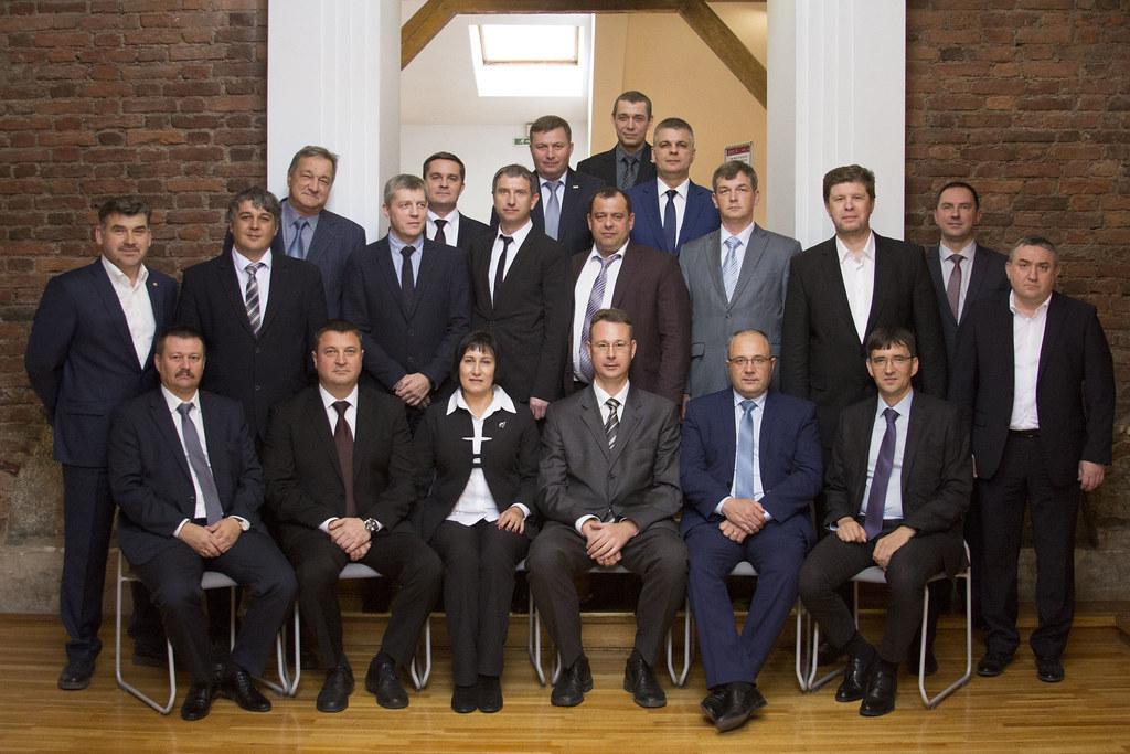 В ВШМ СПбГУ завершилась корпоративная программа  «Университет генерального директора»