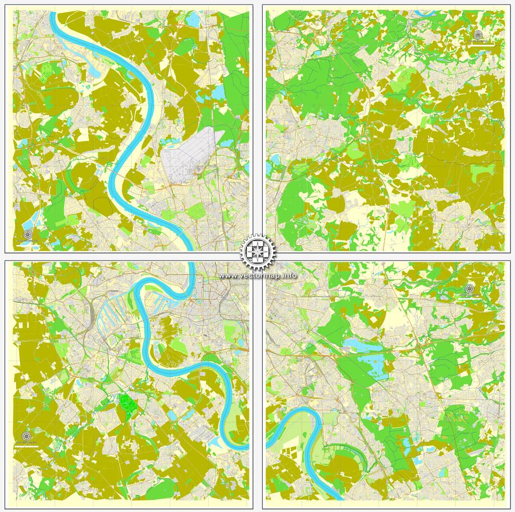 Duesseldorf / Düsseldorf, Germany, printable vector street ... on prague czech republic on map, hannover germany map, mayence germany map, dresden germany map, blankenheim germany map, erfurt germany map, bremen germany map, geilenkirchen germany map, rome germany map, donaueschingen germany map, belfast germany map, cologne germany map, berlin germany map, split germany map, duisburg map, saxony germany map, krefeld germany map, stuttgart germany map, bonn germany map, hamburg germany map,