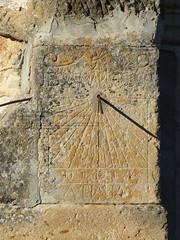 Reloj de sol ES_CYL_SOR Cidones-001-03 iglesia de San Miguel