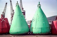 Swansea Docks 1991