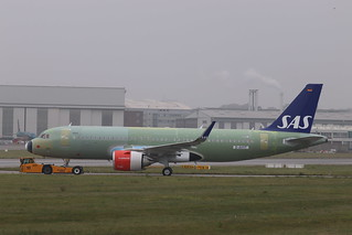 A320neo SAS Scandinavian Airlines SE-ROO | by XFW-Spotter