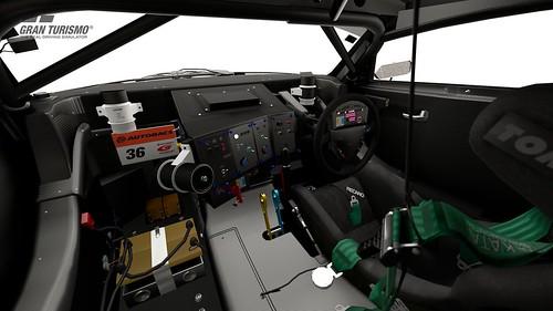 Lexus PETRONAS TOM'S SC430 '08 (Gr.2)