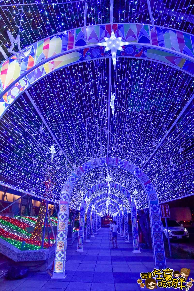 夢時代-聖誕節燈飾-2