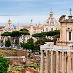 Roman Forums - https://www.flickr.com/people/34965710@N05/