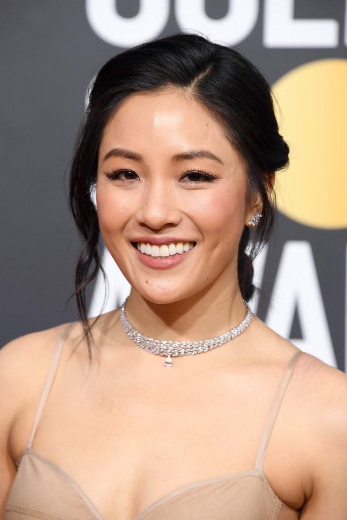 Constance Wu Golden Globes
