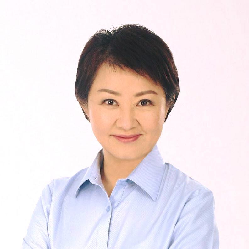 3號國民黨盧秀燕(圖片取自盧秀燕臉書)