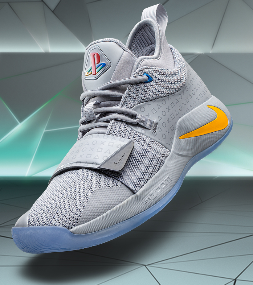 wholesale dealer 36ce8 1779e Introducing new PG 2.5 x PlayStation Colorway sneakers