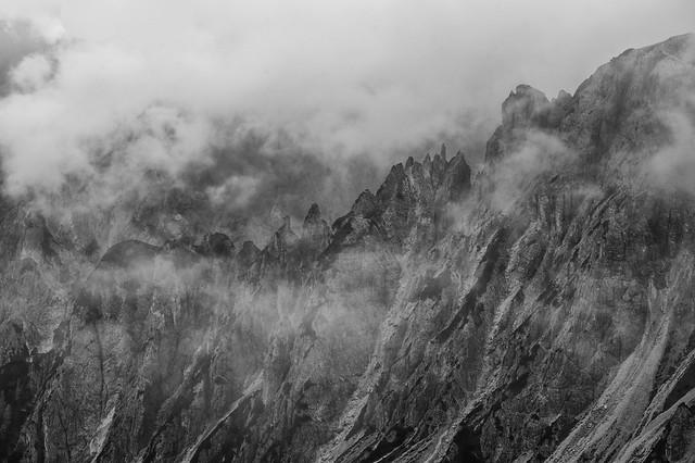 Dolomites, Nikon D3S, AF-S VR Zoom-Nikkor 70-300mm f/4.5-5.6G IF-ED