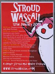 Stroud Wassail