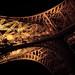 Tour Eiffel de nuit by m5cjk