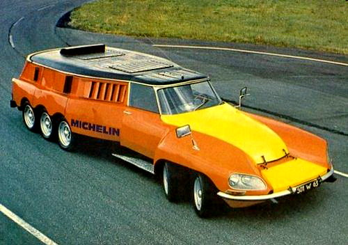 Citroen DS Michelin PLR 5