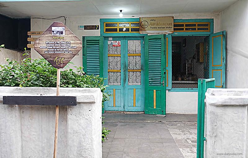 kampoeng kajoetangan Malang 12