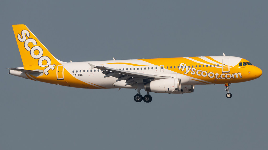 Scoot A320-232