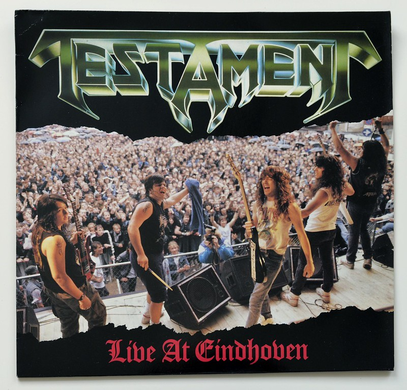 A0561 TESTAMENT Live at Eindhoven