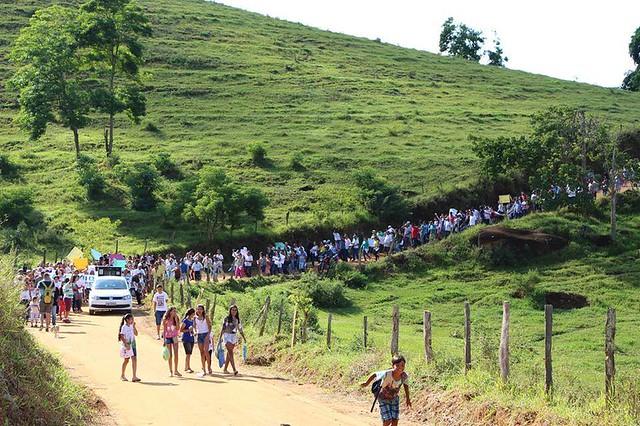 Conquista é resultado de anos de movimentações feitas por moradores, pelo MAM e por Frei Gilberto Teixeira - Créditos: Foto: Gilselene Mendes