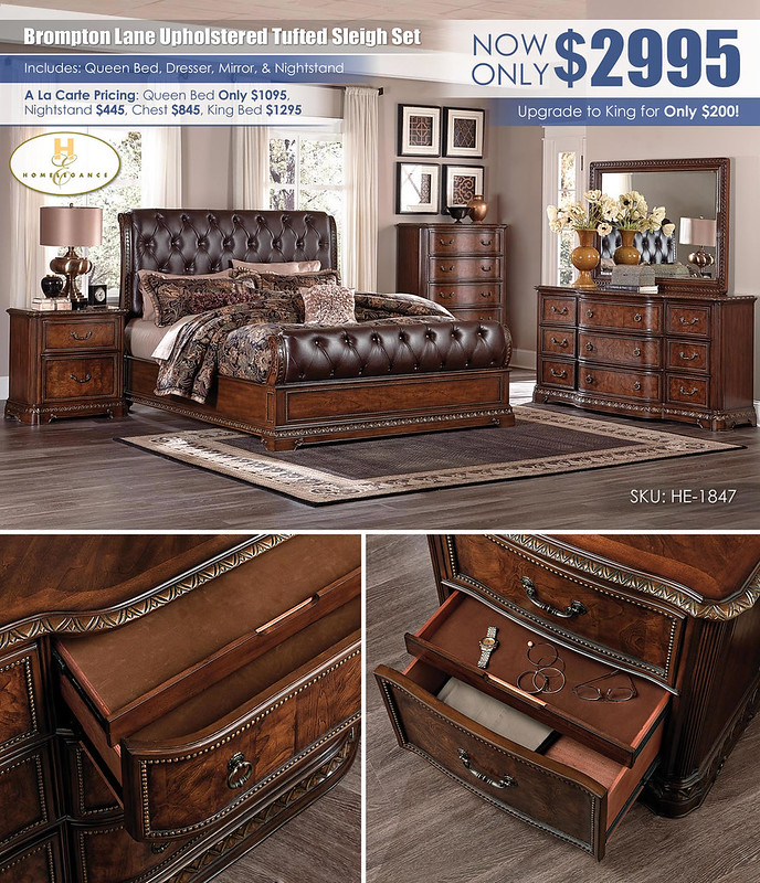 Brompton Upholstered Sleigh Bedroom Set_HE-1847-BED-SET_Layout