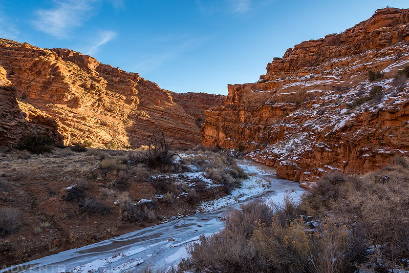 Salt Wash Canyon