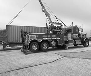 Semi Towing Rochester | Virgil's Auto Repair and Towing