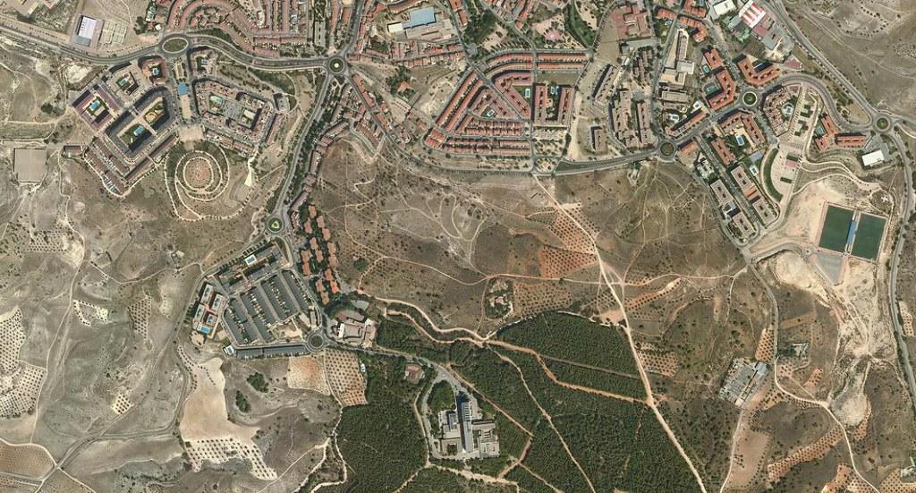 arganda del rey, sur, madrid, surgandía, después, urbanismo, planeamiento, urbano, desastre, urbanístico, construcción, rotondas, carretera