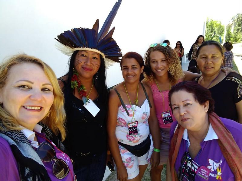 FJM apoiou participação de 50 mulheres em evento latinoamericano sobre feminismo (1)