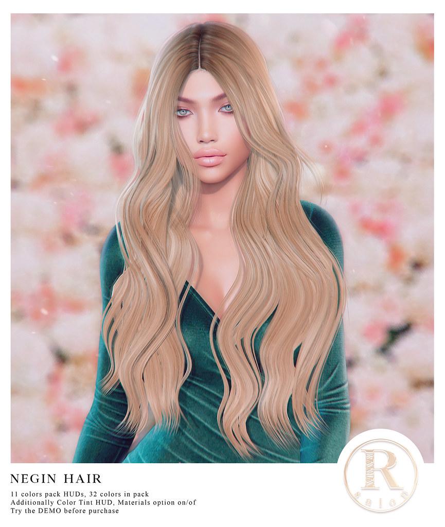 RAMA.SALON – Negin Hair @Equal10