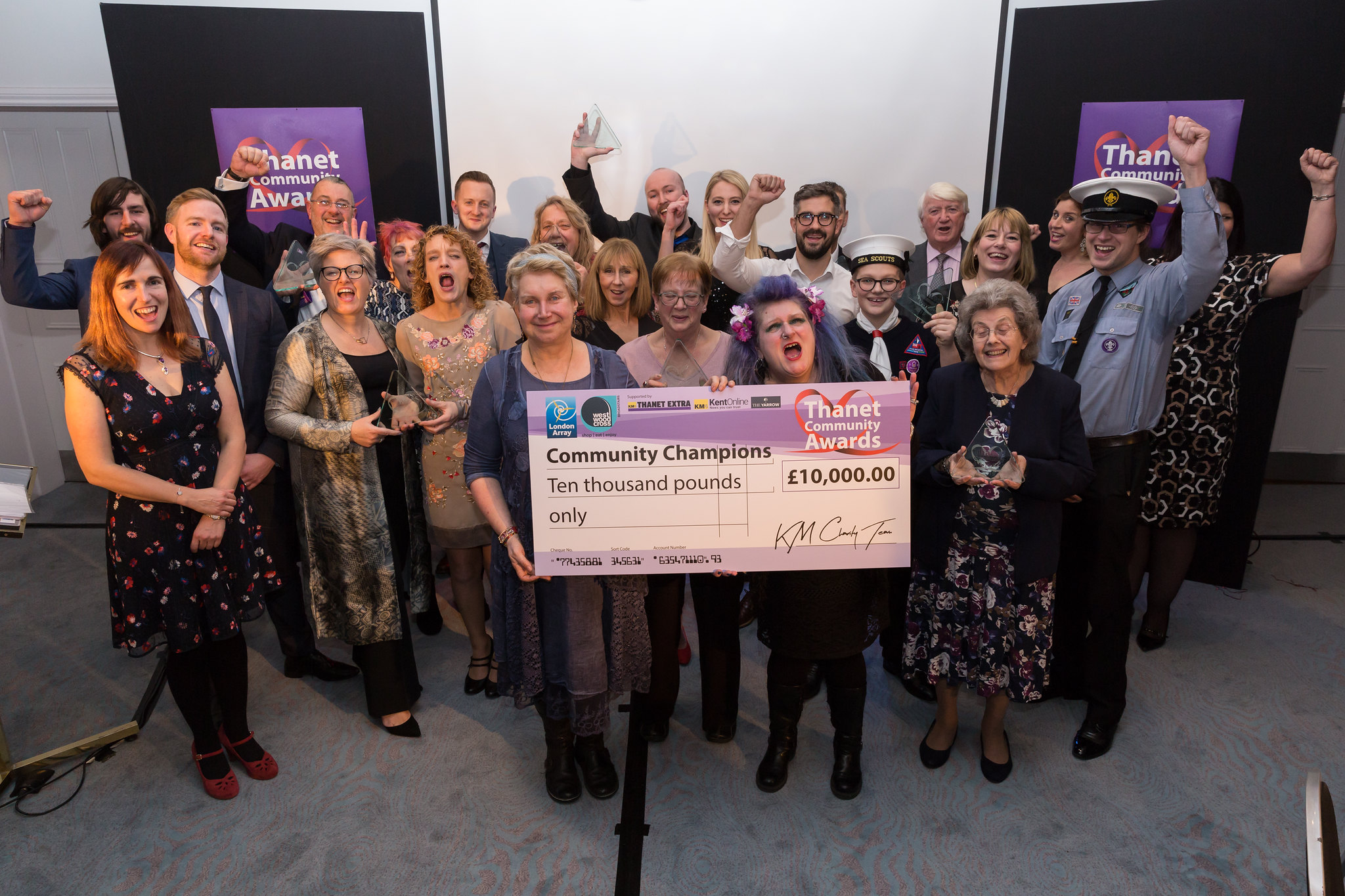 Thanet Community Awards 2019