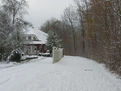 1. Februar 2019 - 9:26 - Winterspaziergang durch Roxel am 1. Februar 2019