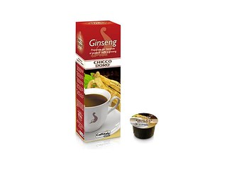 Ginseng Chicco d'Oro, capsule bevande Caffitaly