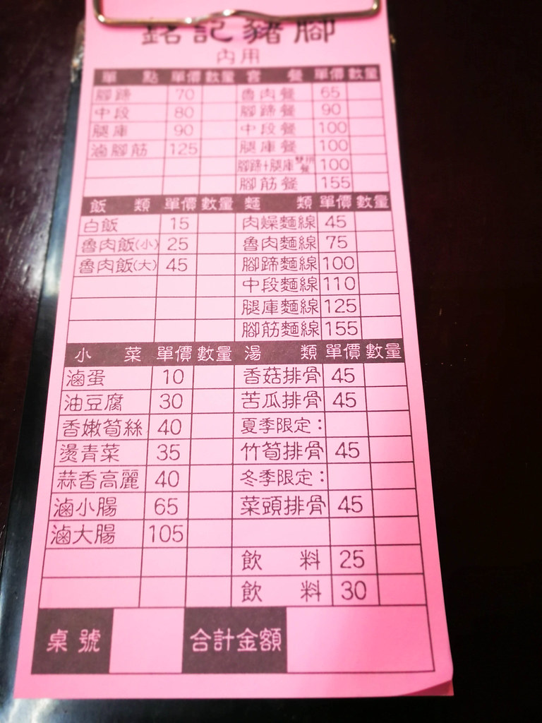 銘記豬腳新海店 (2)