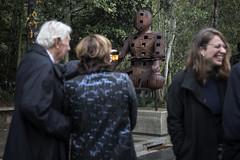dj., 15/11/2018 - 11:42 - Inauguració donació 6 escultures Museu Can Framis 09