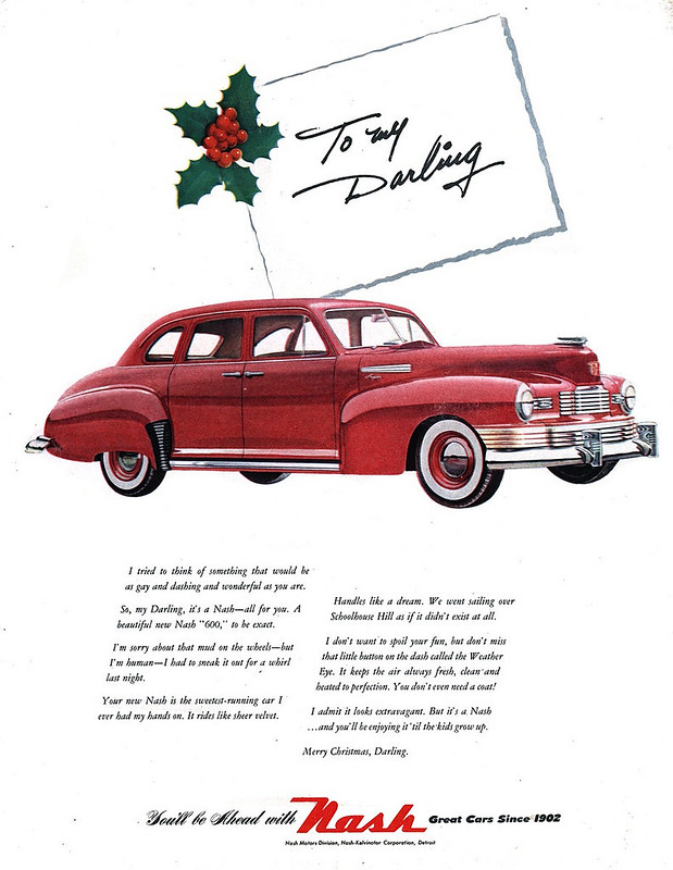 1947 Nash