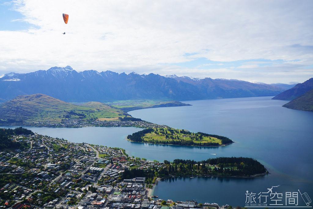 【紐西蘭南島】皇后鎮 _天際纜車Skyline+斜坡滑板車(溜溜車)Luge