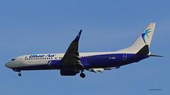 Boeing B737 ~ YR-BMD  Blue Air