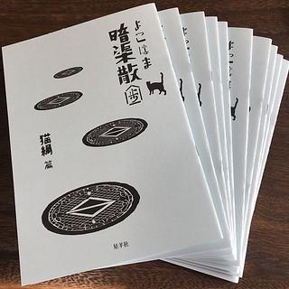 幻のZINE、10冊完成。とあるライブに持ち込みます。