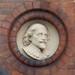 Portrait bust of Shakespeare - Former Moseley & Balsall Heath Institute - Moseley Road, Balsall Heath