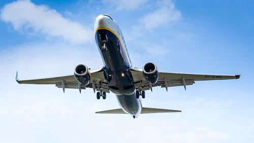 Boeing 737-8AS(WL) EI-EMR Ryanair