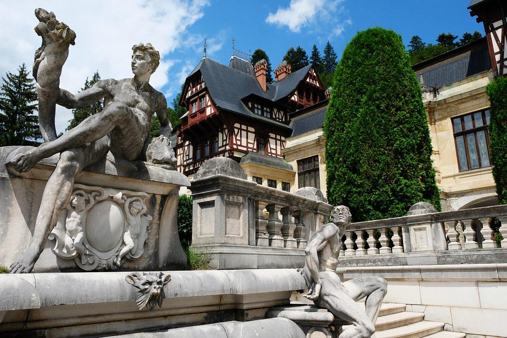 Peleş Castle, Transylvania, Romania