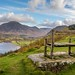 Bench above Loweswater