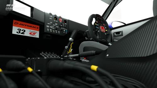 Honda EPSON NSX '08 (Gr.2)