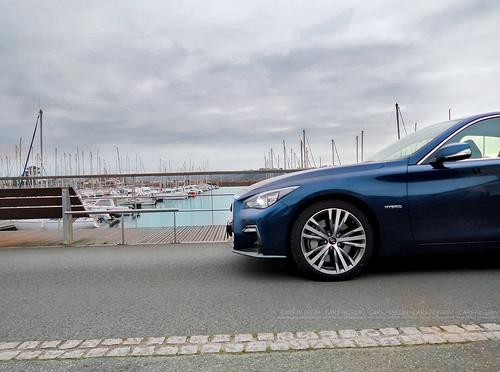 Essai Essai infiniti Q50 S Hybrid S